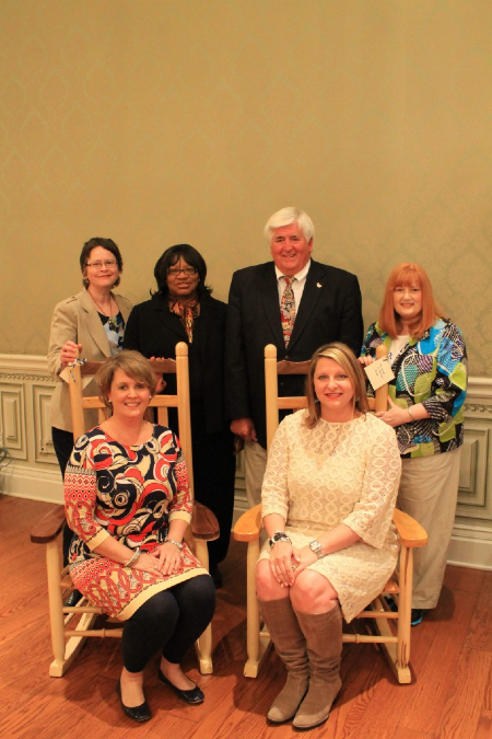 Teachers Of The Year Murfreesboro City Schools