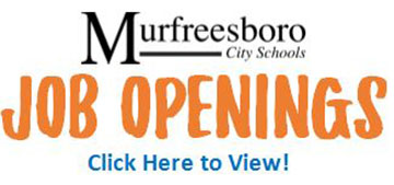 Employment Opportunities Murfreesboro City Schools Murfreesboro